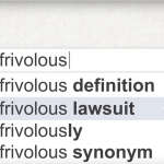 The Truth About Frivolous Lawsuits: Watch This