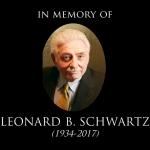 In Memory of Leonard Schwartz