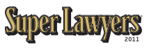 Super Lawyers 2011