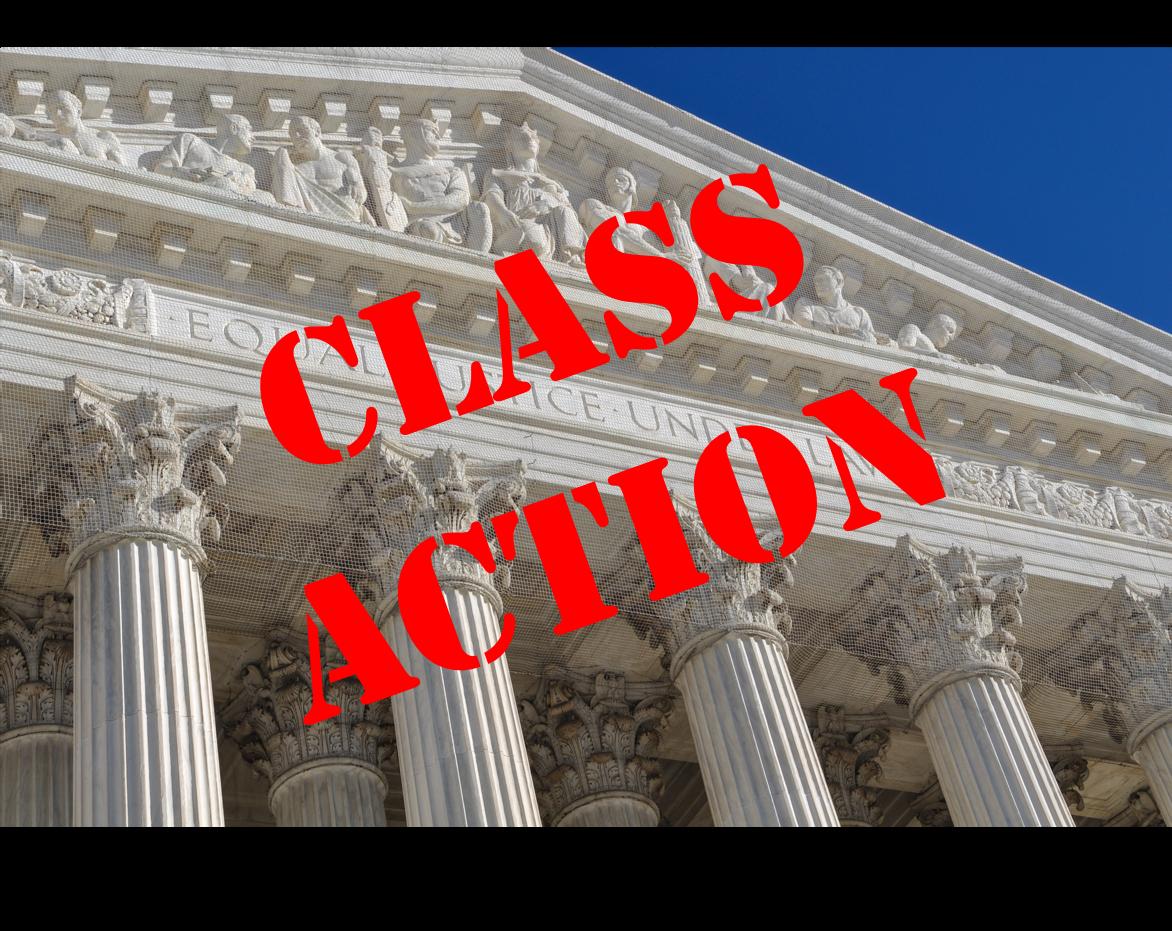 Supreme Court Class Action Lawsuit