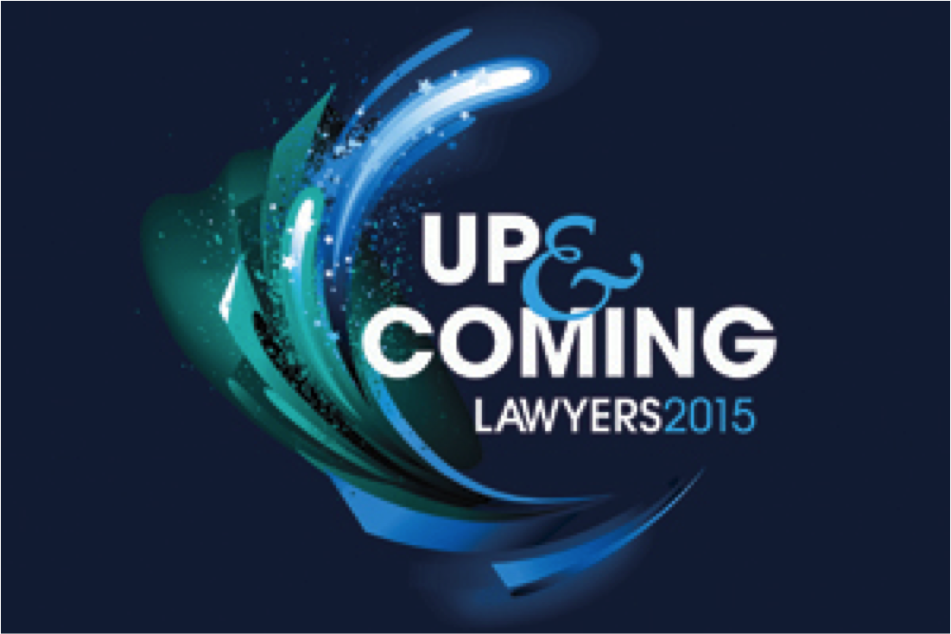 Up & Coming Lawyers 2015